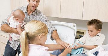 ограничение отца в родительских правах