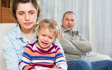 содержание ребенка при разводе