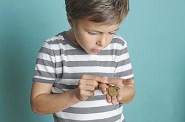 выплаты ребенку