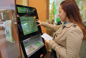 оплата в терминал сбербанка
