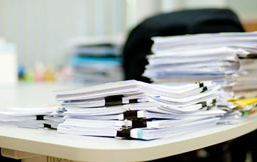 сбор и подача документов на алименты
