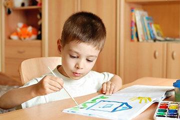 права ребенка и права инвалида