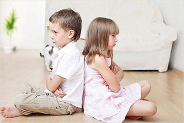 двое детей и развод