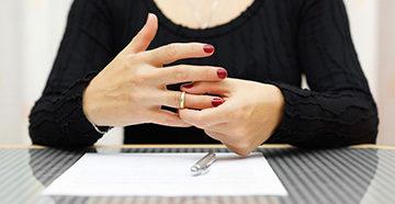 отказываемся от развода