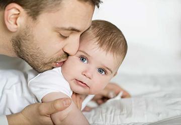 отец хочет подтвердить отцовство