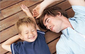 официальное признание отцовства