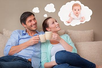 родители мечтают о ребенке
