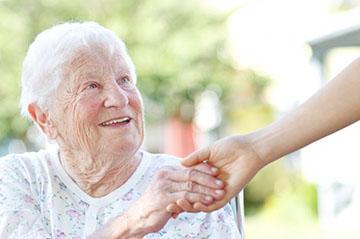 бабушка под опекой
