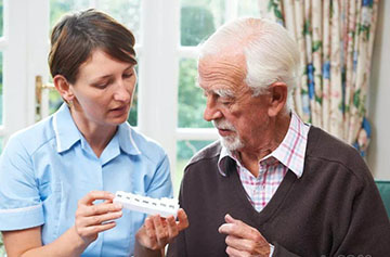 как оформить патронаж над пожилым человеком