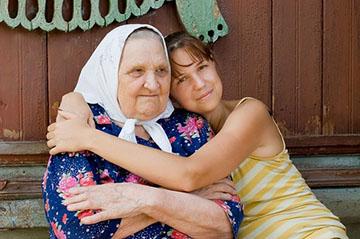 недееспособность пожилого