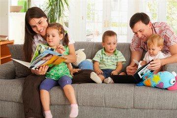 Патронажная семья для передачи детей
