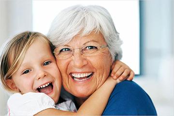 чаще всего опекунами выступают бабушки